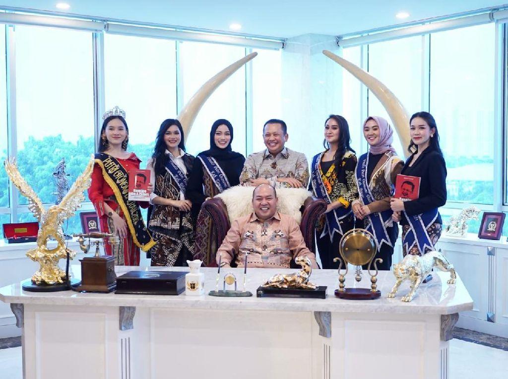 Finalis Puteri Otonomi Daerah Diharap Gaet Anak Muda Kembali ke Desa