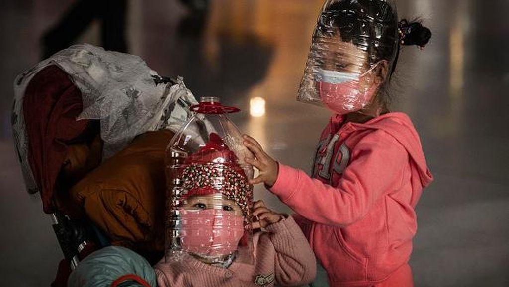 Lagi, China Kembali Pontang-panting Dihajar Corona