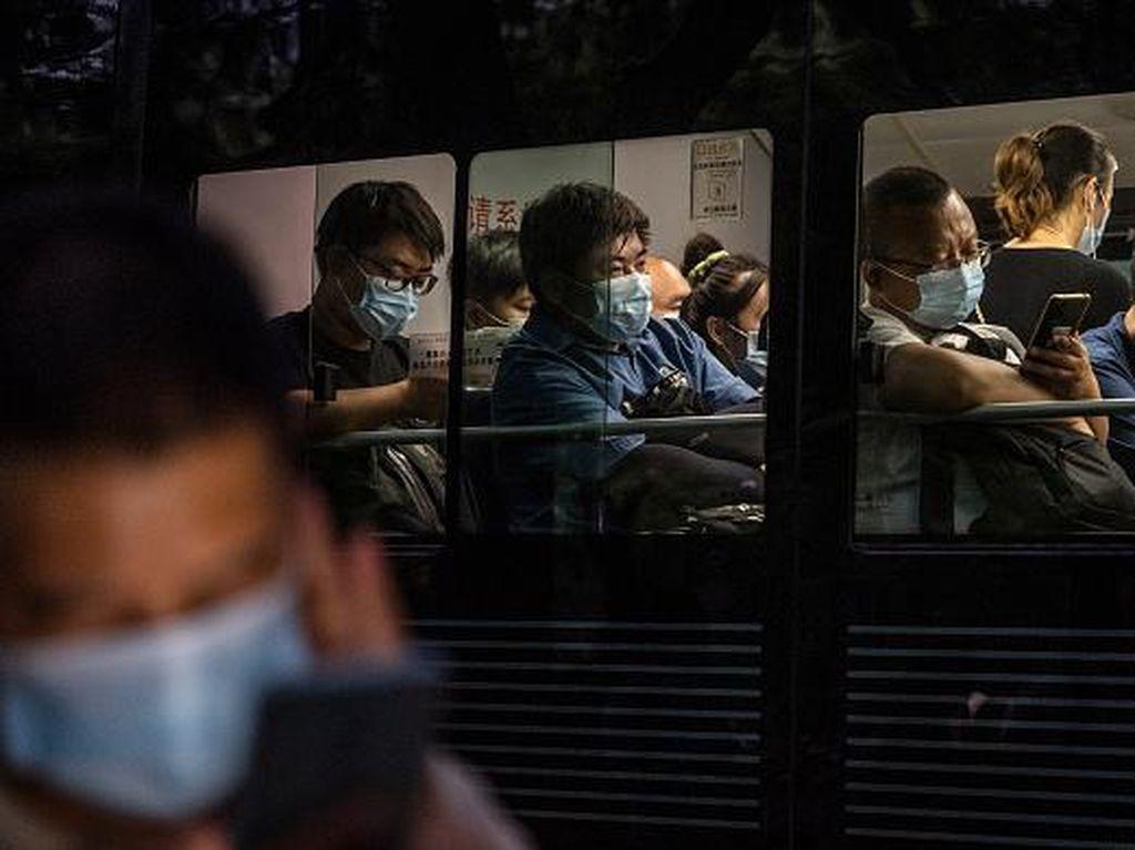 COVID-19 Pulang Kampung, China Lockdown Lagi