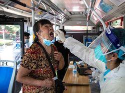 China Akan Tes Corona Puluhan Ribu Orang Usai Munculnya 4 Kasus Baru