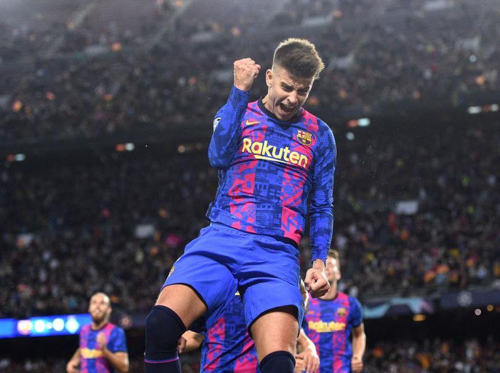 Pique Samai Roberto Carlos: Bek Paling Subur di Liga Champions