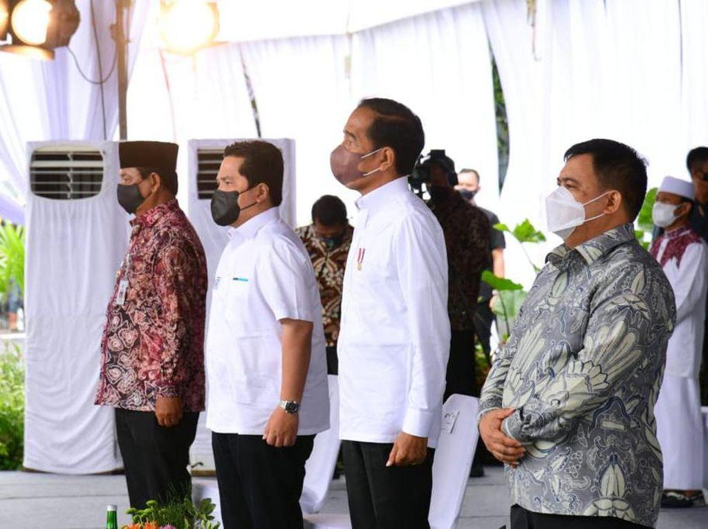 Ini Sosok Haji Isam yang Pabriknya Rp 2 Triliun Diresmikan Jokowi