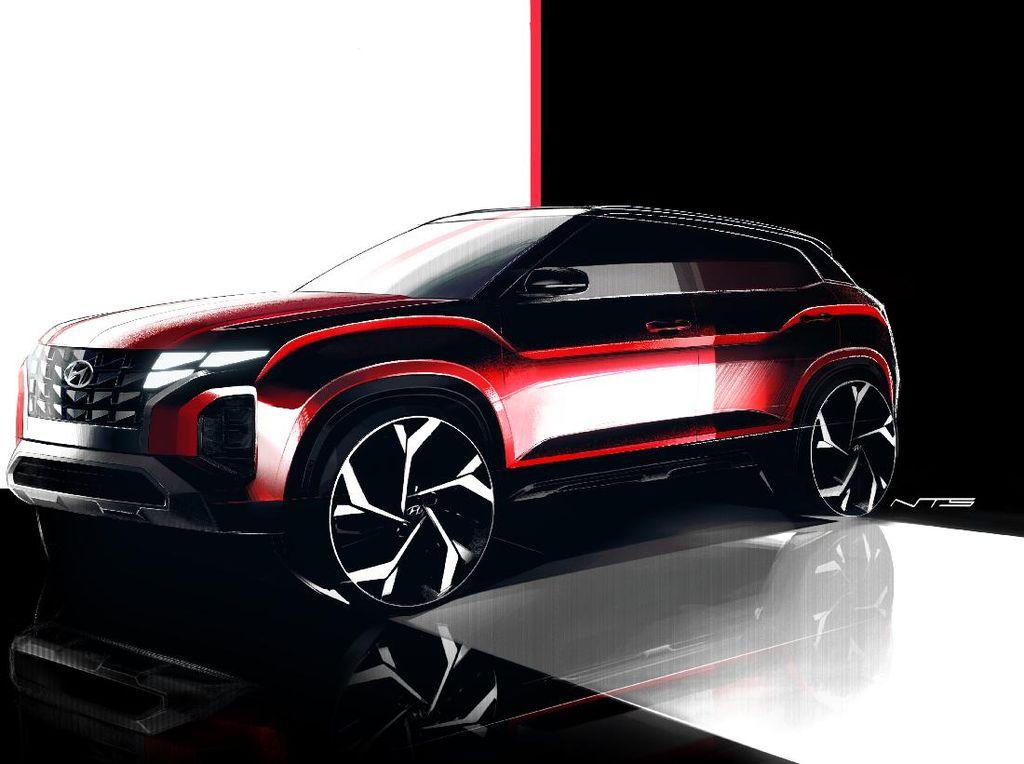 Hyundai Creta Bakal Diproduksi dan Dijual di Indonesia, Rush-Terios Terancam