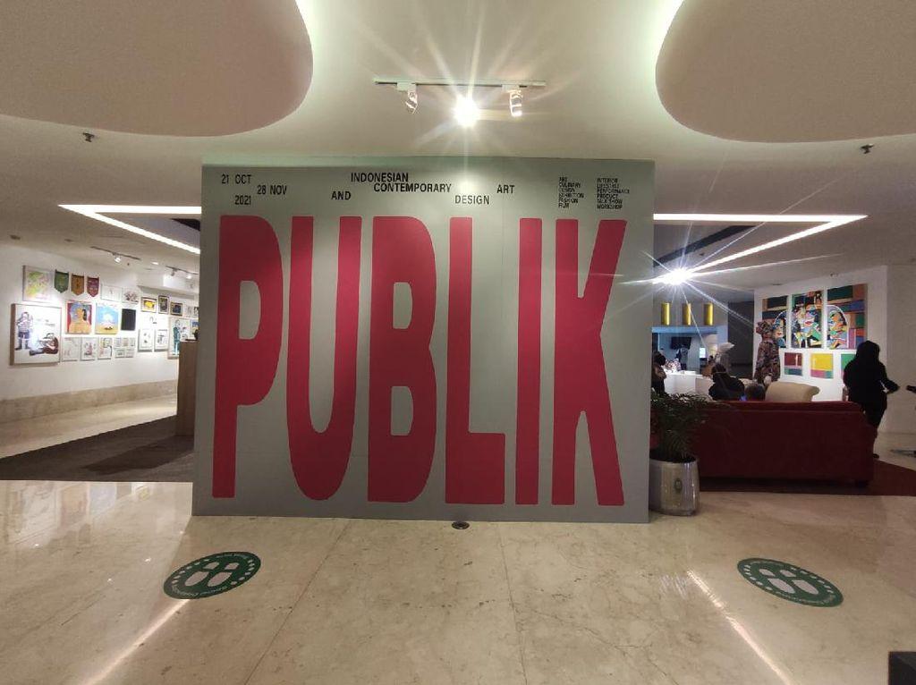 Terobosan Baru, ICAD IX Buat Ruang Publik Kemang Jadi Tempat Berkarya