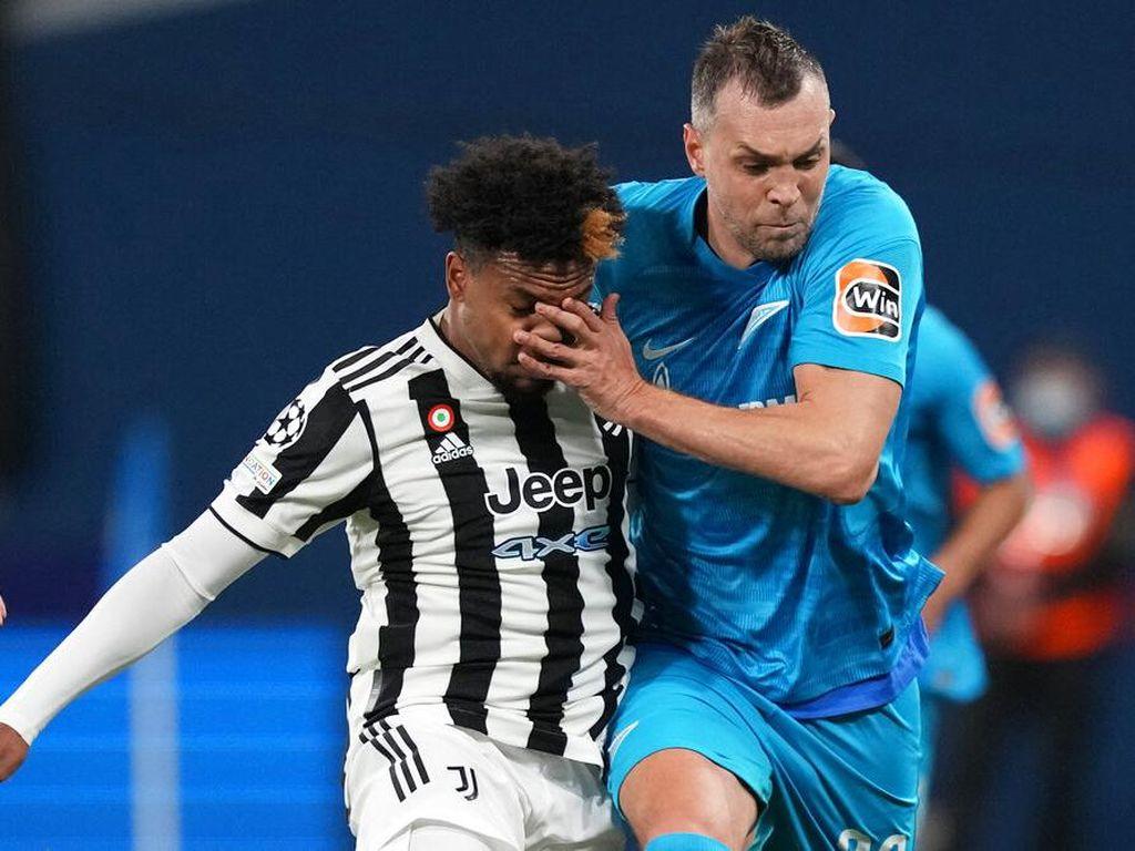 Alot Banget, Zenit Vs Juventus Masih Sama Kuat
