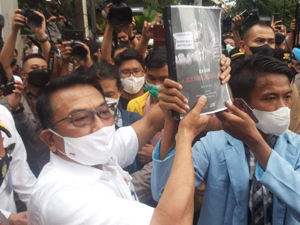 Tagih Respons Jokowi, BEM SI Bakal Lancarkan Gerilya Medsos