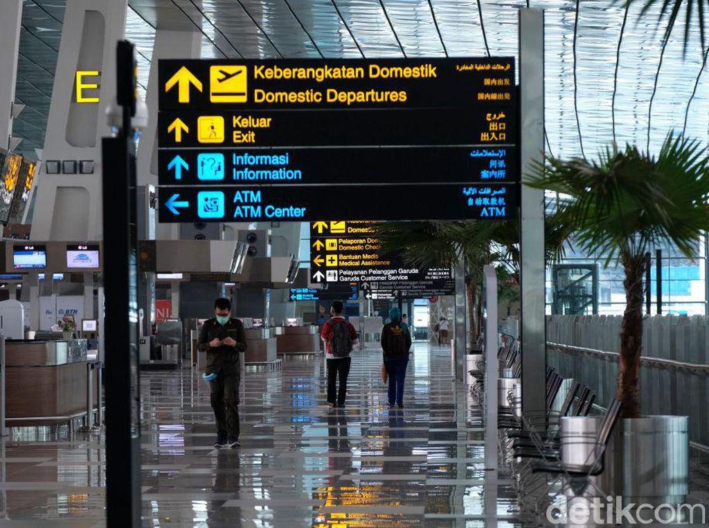 Syarat Perjalanan Terbaru Keluar, Selain Pesawat Tetap Bisa Pakai Tes Antigen