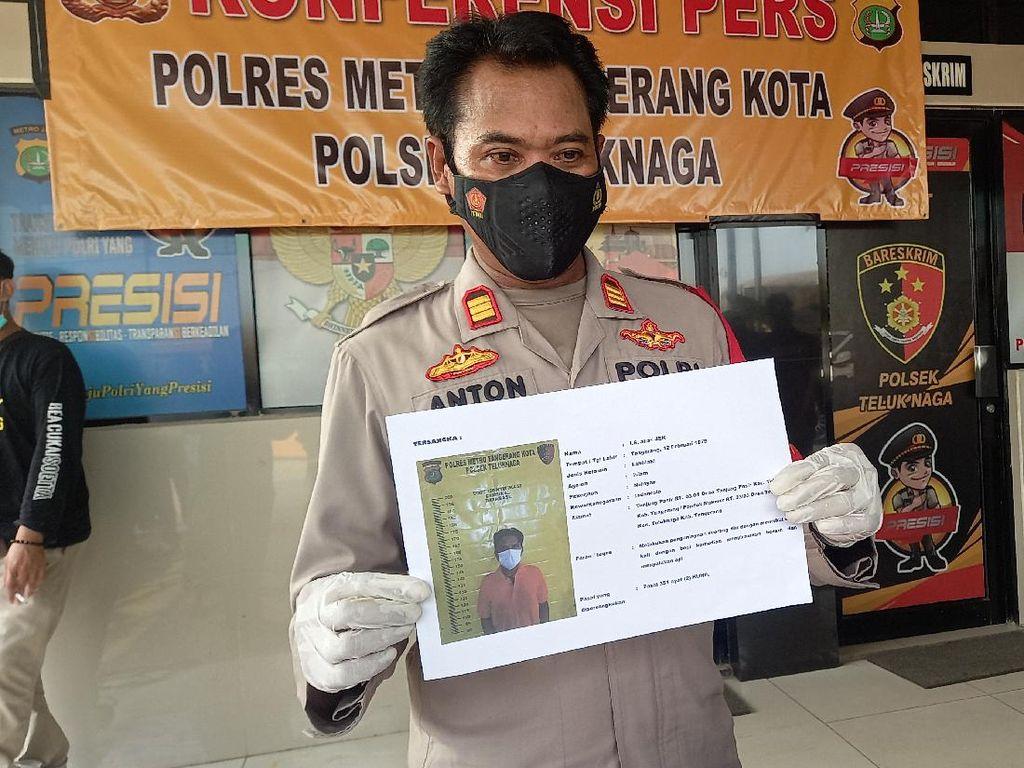 Kabur Usai Palak-Bakar Pedagang di Tangerang, Preman Ini Ditangkap di Jateng