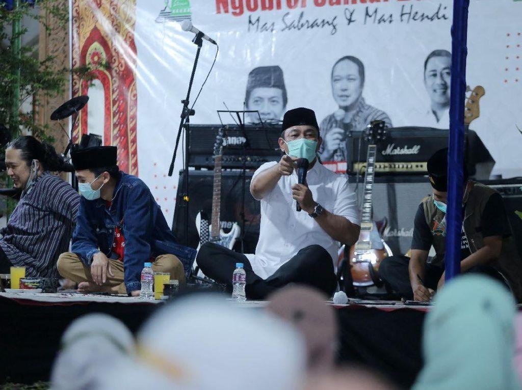 Walkot Semarang Ajak Anak Muda Kota Berinvestasi Nama, Apa Itu?