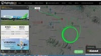 Pesawat Berputar Belasan Kali di Bandung, Ini Penjelasan Bandara Husein