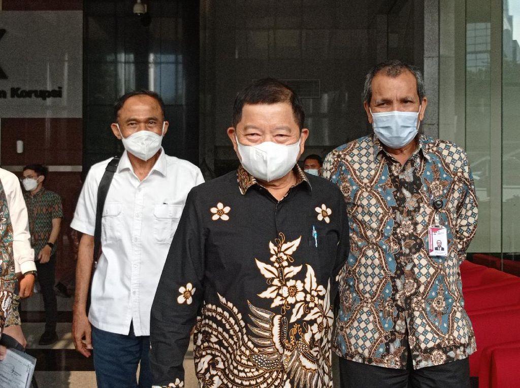 Sambangi KPK, Menteri PPN Bahas Remunerasi Penegak Hukum yang Tangani Kasus