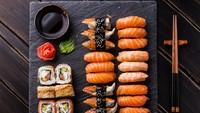 Sushi Tak Habis Dimakan? Begini Cara Aman Menyimpan Sisanya