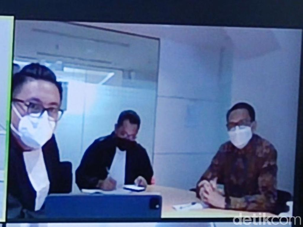 Komisaris Perusahaan Bersumpah Tak Pernah Dimintai Nurdin Dana Operasional