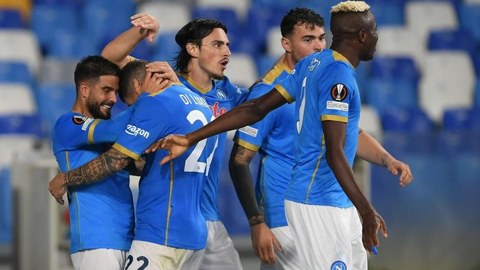 Napoli Vs Legia: Kemenangan Krusial untuk Il Partenopei