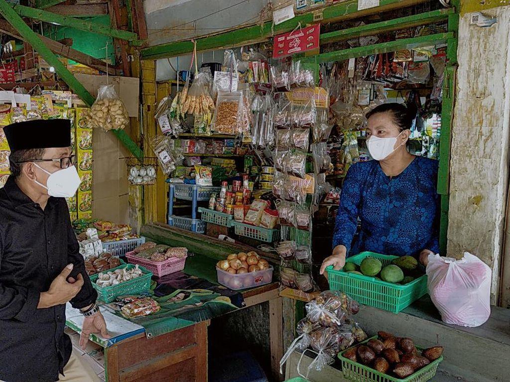 Pemkot Surabaya Diminta Gaungkan Gerakan Belanja ke Pasar Tradisional
