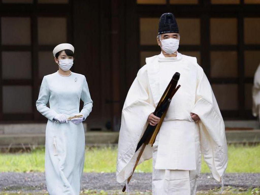 Jalan Panjang dan Berliku Putri Mako Mencapai Mahligai Pernikahan