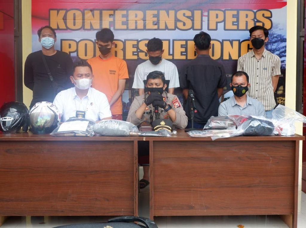 Kasir di Bengkulu Ditangkap Usai Pura-pura Jadi Korban Rampok Rp 60 Juta