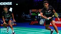 Denmark Open 2021: Fikri/Bagas Kalah, Ganda Putra Habis