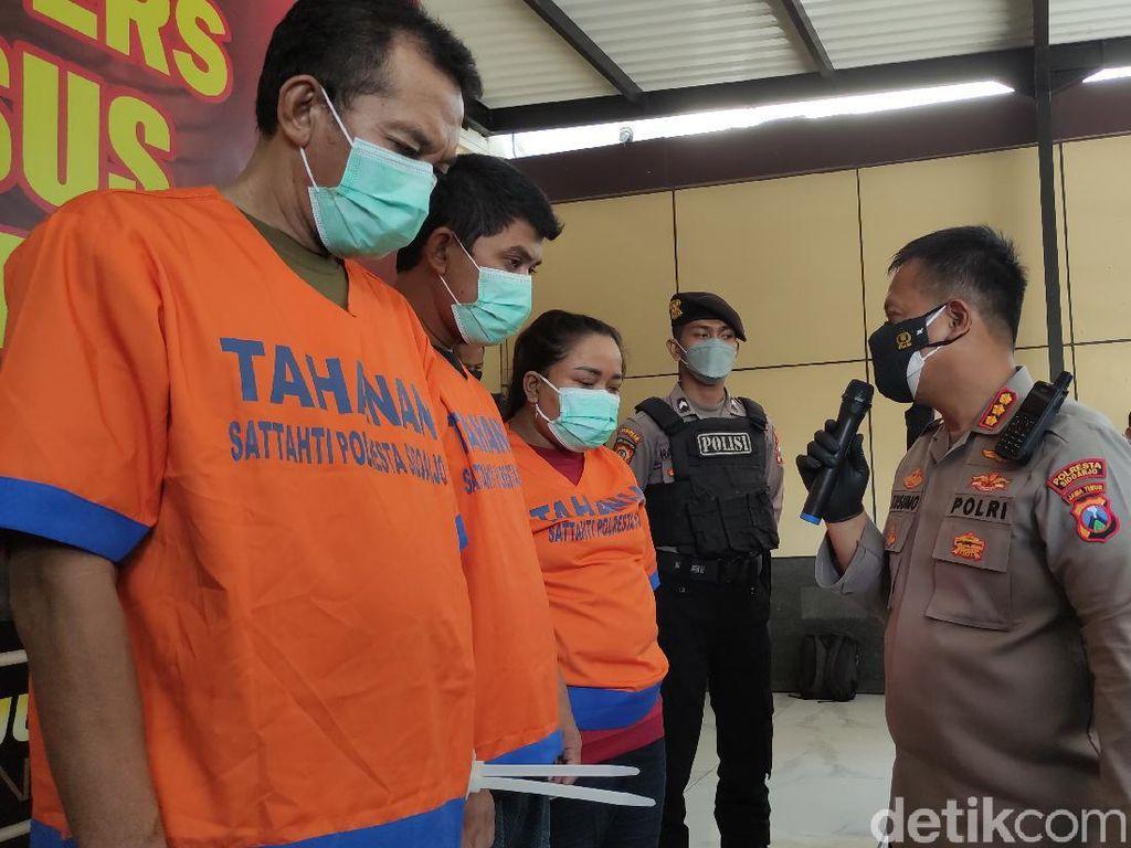 Komplotan Pencuri yang Cari Mangsa di Bandara Juanda Tertangkap