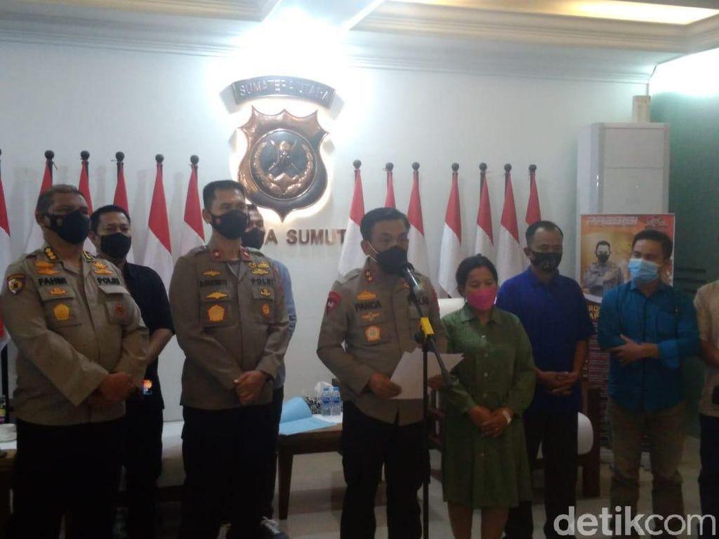 Kasus Pedagang di Sumut Dipukul Preman Malah Jadi Tersangka Disetop!