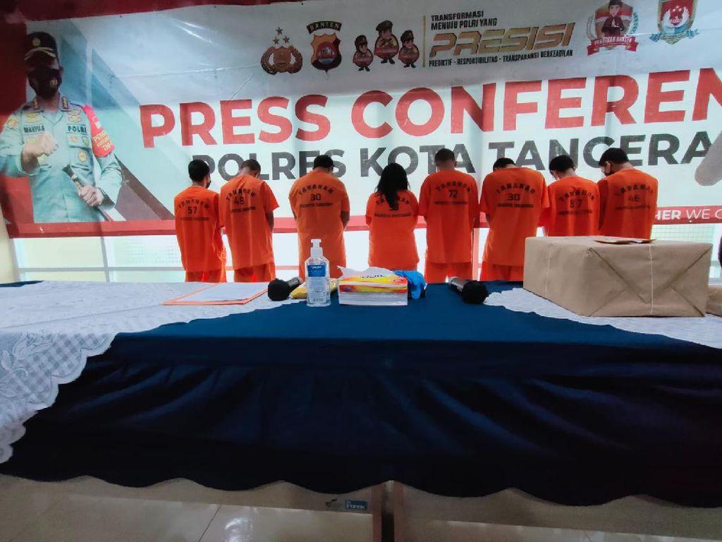 IRT di Tangerang Jadi Pengedar Sabu, Dalihnya buat Biaya Sekolah Anak