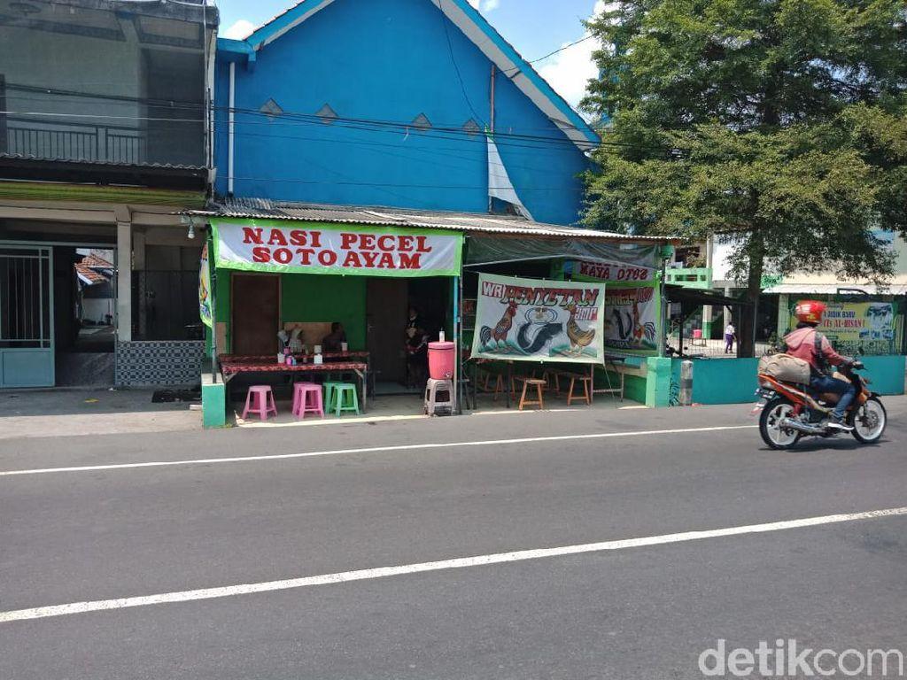 Cerita Keangkeran Pos Polisi di Jombang Sebelum Jadi Warung Pecel Lele