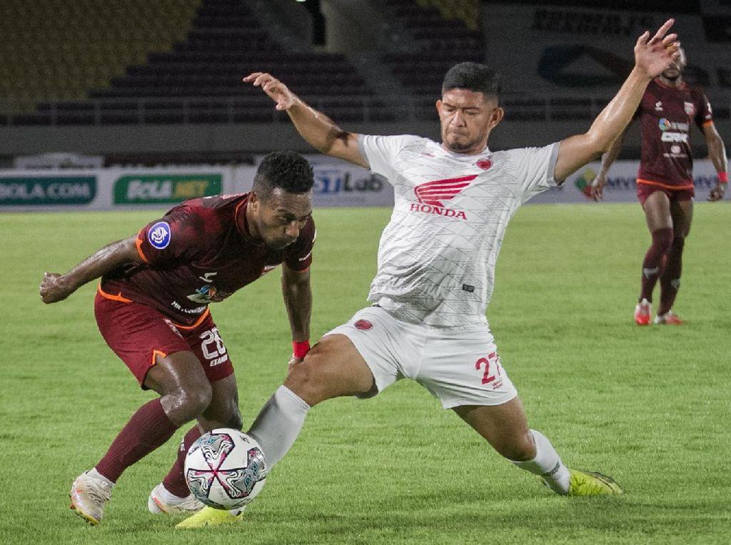 Hasil Liga 1: Borneo FC Bungkam PSM Makassar 2-1