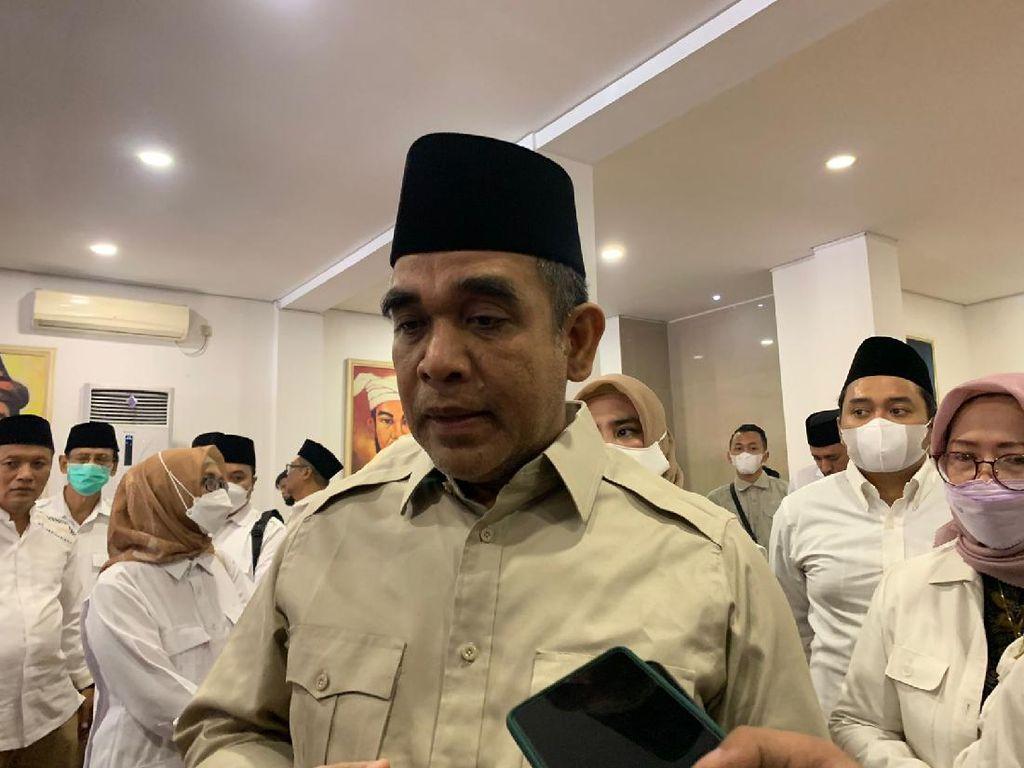 Prabowo Belum Jawab Bersedia Nyapres, Muzani: Jawaban Saya, Jawaban Prabowo