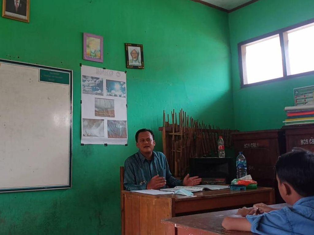 Kisah Sodikin, Guru Honorer yang Bersiap Tes Seleksi PPPK Guru 2021Tahap II