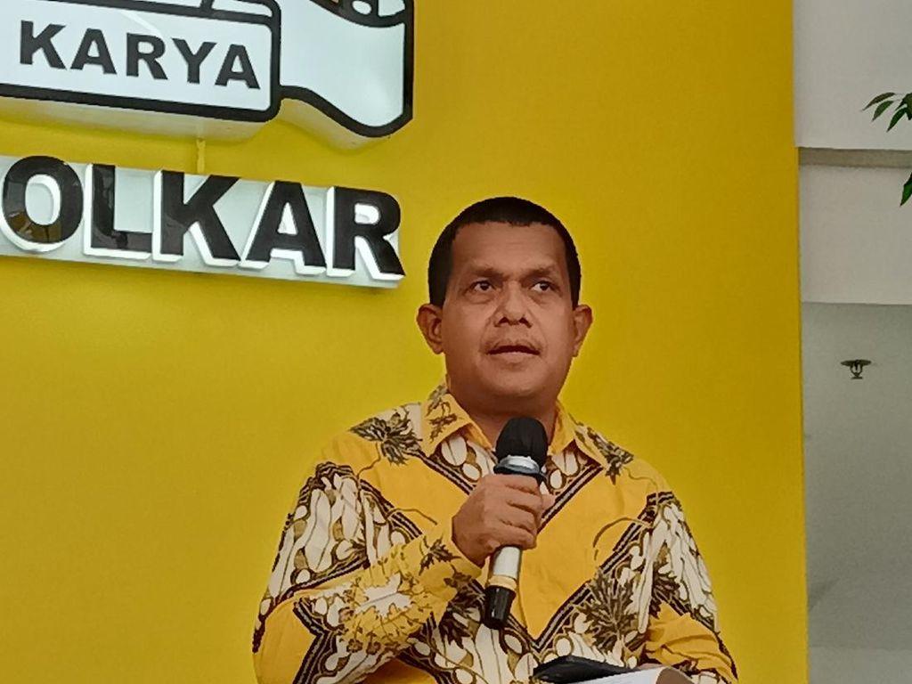 Golkar Apresiasi Upaya Jokowi-Maruf Kendalikan Pandemi COVID-19