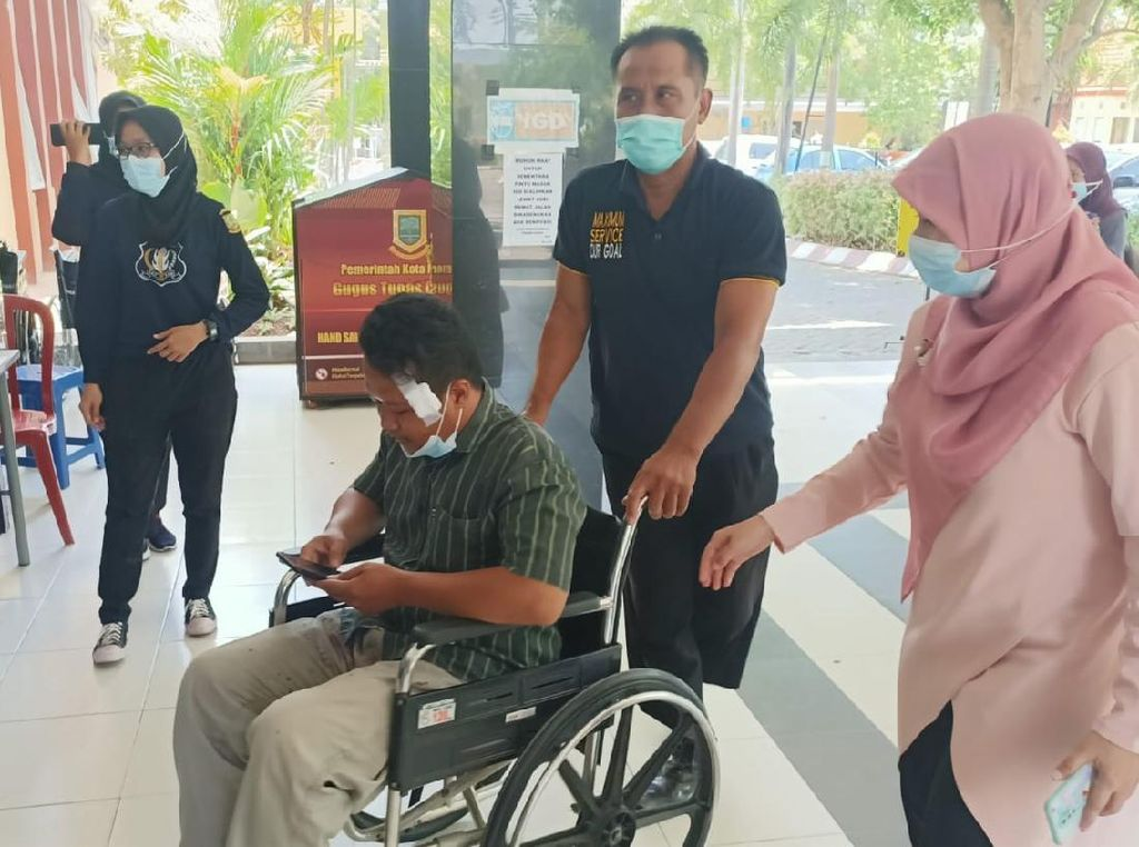 Anak Buah Dianiaya Anggota TNI, Kasatpol PP Mojokerto Minta Pelaku Dihukum