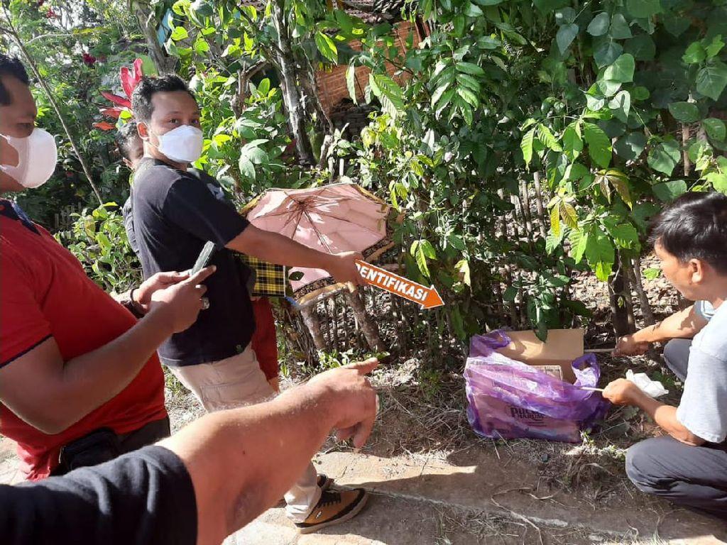Bayi Laki-laki Dibuang dalam Kardus di Jalan Kampung Trenggalek