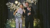 Momen Makan Malam Romantis Pernikahan Jessica Iskandar dan Vincent Verhaag