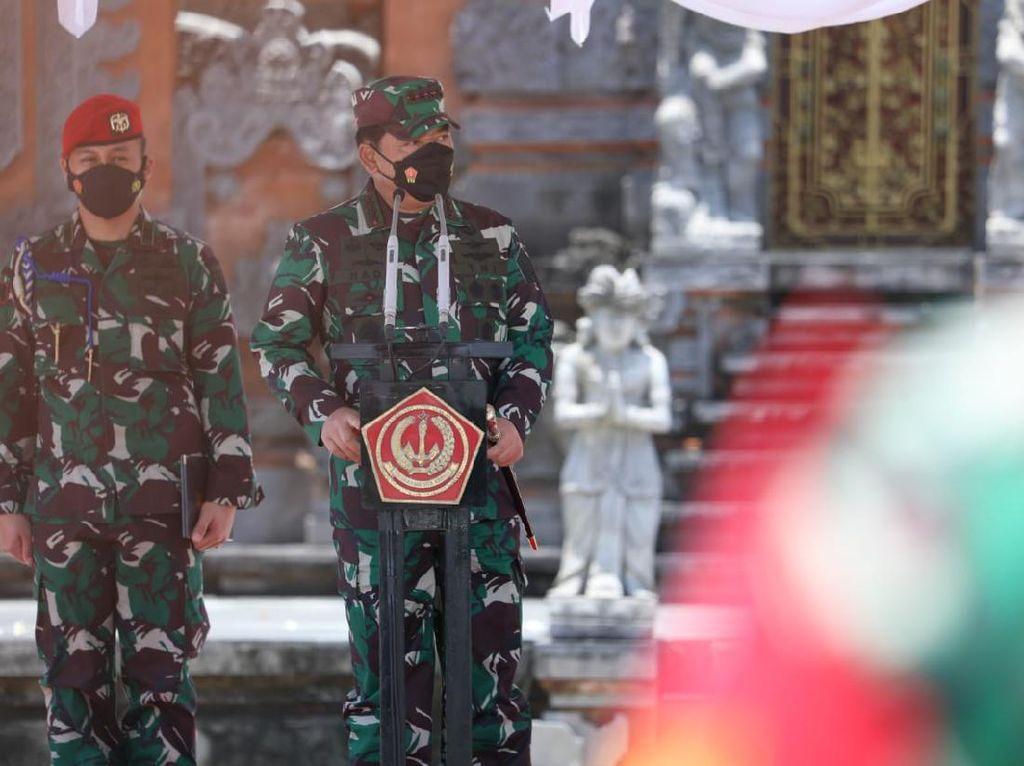 Panglima: TNI dan Polri Ujung Tombak Penanganan Pandemi Secara Nasional