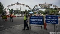 Ingat, Ganjil Genap Berlaku di Tiga Wisata DKI Jakarta