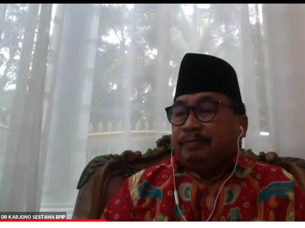 Megawati Rangkap Jabatan di BPIP-BRIN, Ini Kata Plt Sestama BPIP