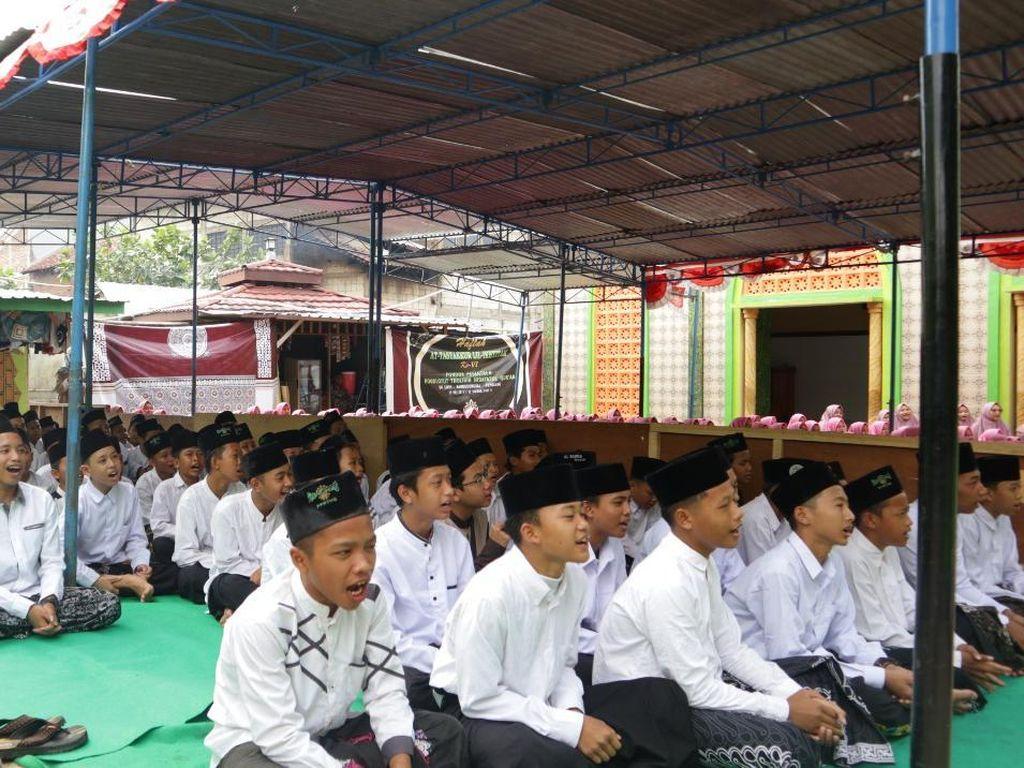 Suasana Pelatihan UMKM untuk Santri di Jateng