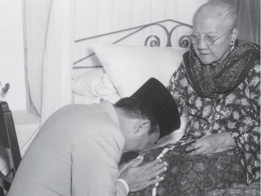 Mengenal Ibunda Bung Karno yang Disebut Jadi Alasan Sukmawati Pindah Agama