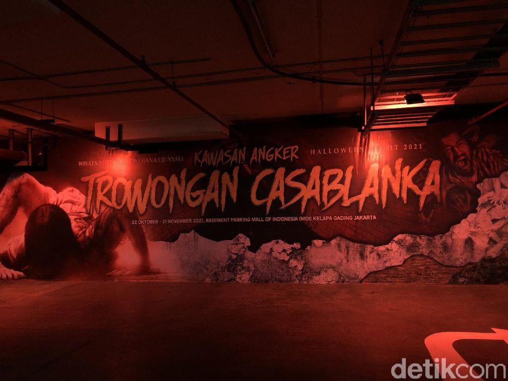 Romantis Sudah Basi, Coba Jajal Terowongan Casablanca Buat Malam Mingguan