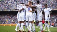 Barcelona Vs Real Madrid: El Real Menang 2-1