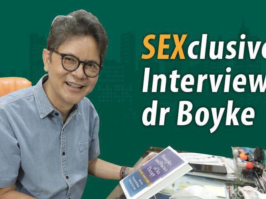 Tetap Bugar Berstamina Jelang Umur 65, Ini Rahasia Pakar Seks dr Boyke