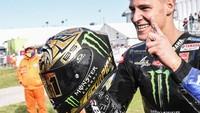 Quartararo Pebalap Prancis Pertama Jadi Juara Dunia MotoGP, Dobrak Dominasi Spanyol