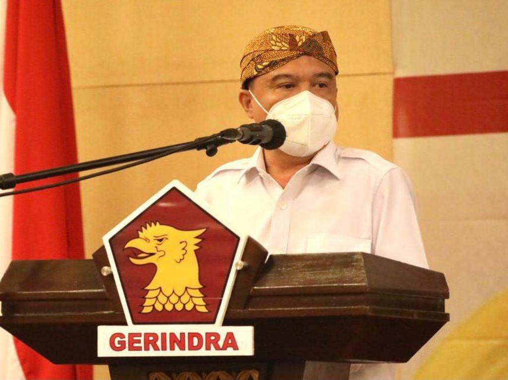 Dasco Terima Aspirasi Kader Gerindra Se-Jateng agar Prabowo Nyapres