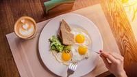 Sarapan Telur, Sumber Protein Terbaik yang Bikin Kenyang Lebih Lama