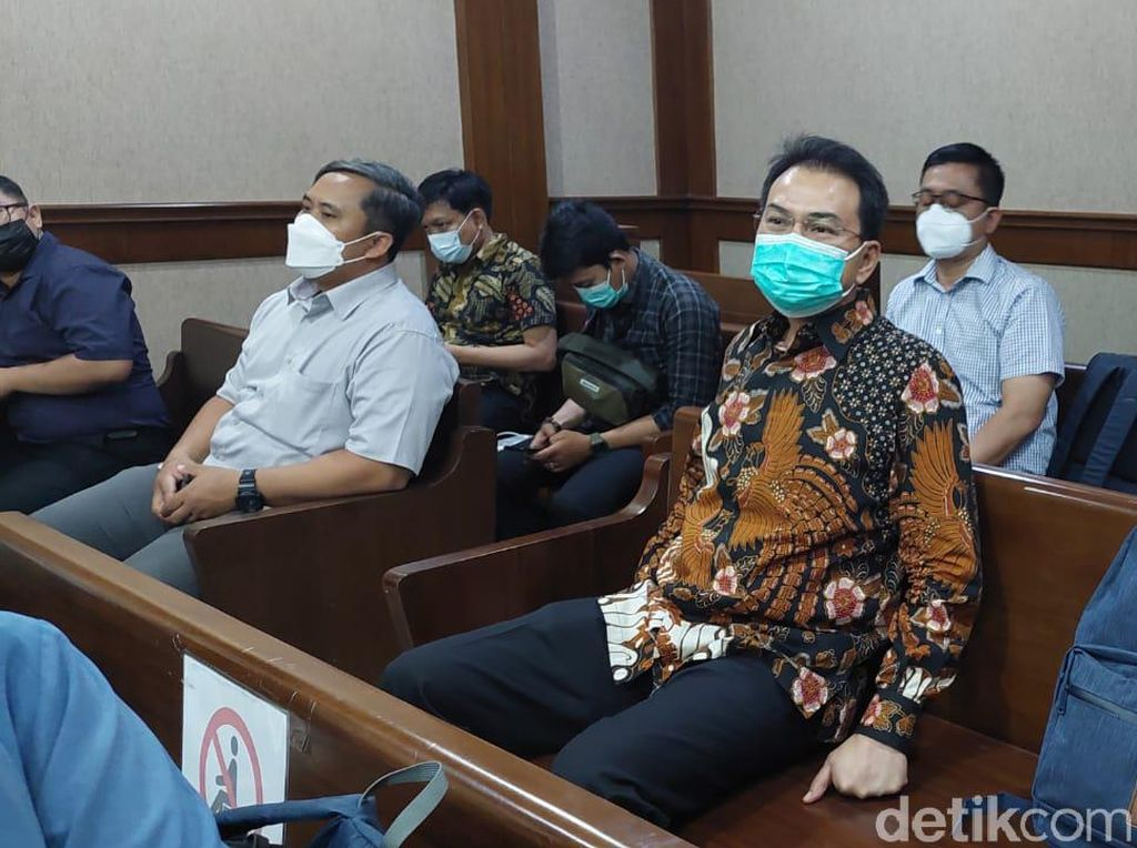 Azis Syamsuddin Bantah Minta Bantuan Robin: Saya Langsung ke Komisioner KPK