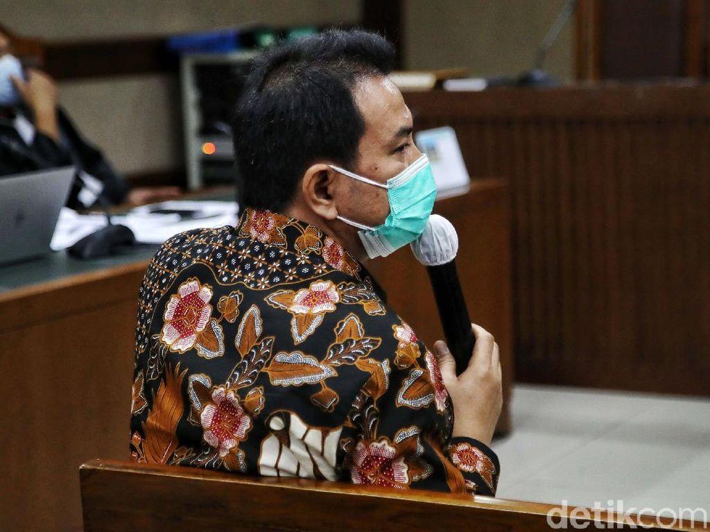 Azis Syamsuddin: Saya Terlalu Baik, Jadinya Apes