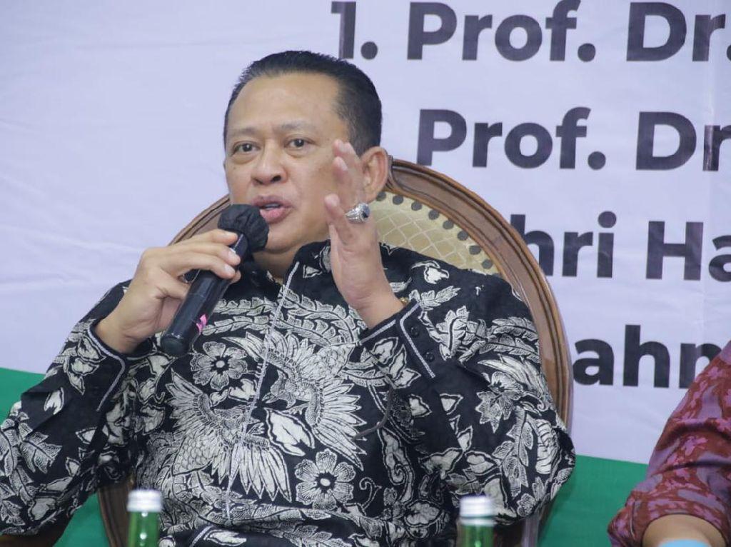 Bamsoet Dukung Usulan Angkat Jenderal Hoegeng Jadi Pahlawan Nasional