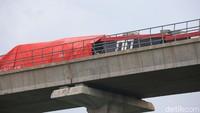 Kronologi Tabrakan LRT di Cibubur