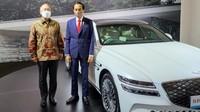 Genesis G80 Ditunjuk Jokowi Jadi Kendaraan VIP untuk KTT G20 Bali 2022