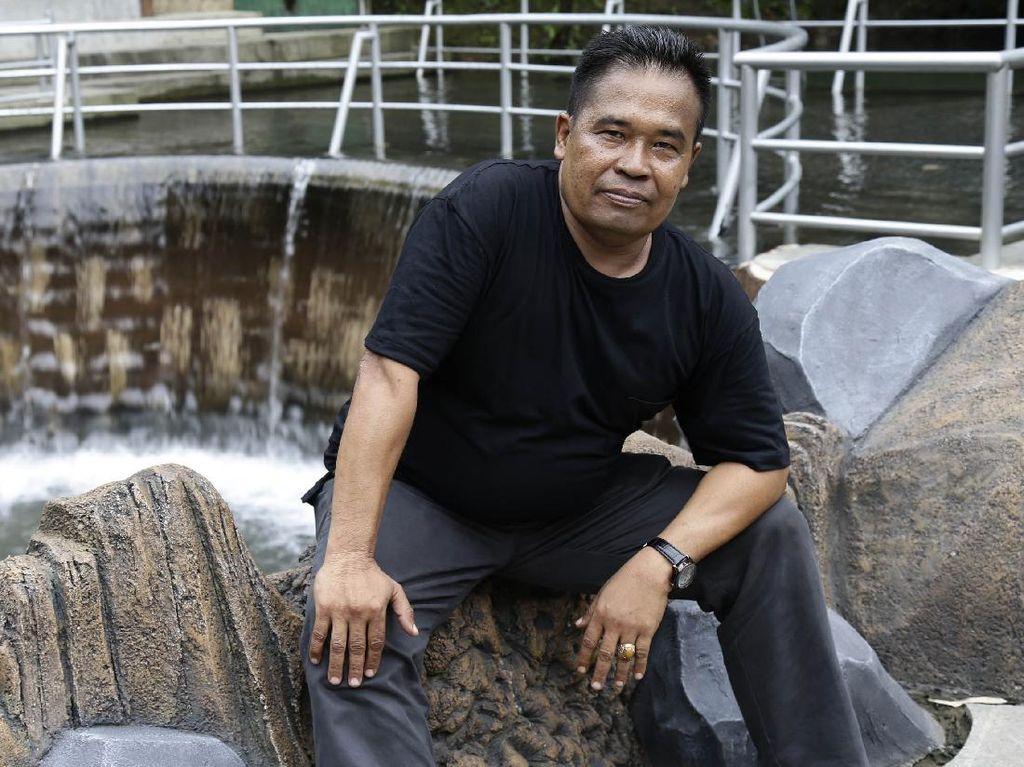 Kisah Dedengkot Gurandil di Pongkor Hijrah Jadi Pahlawan Lingkungan